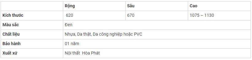 ghe-hoa-phat-sg669-thong-so