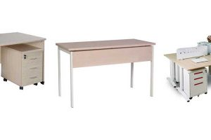 bàn gỗ hòa phát