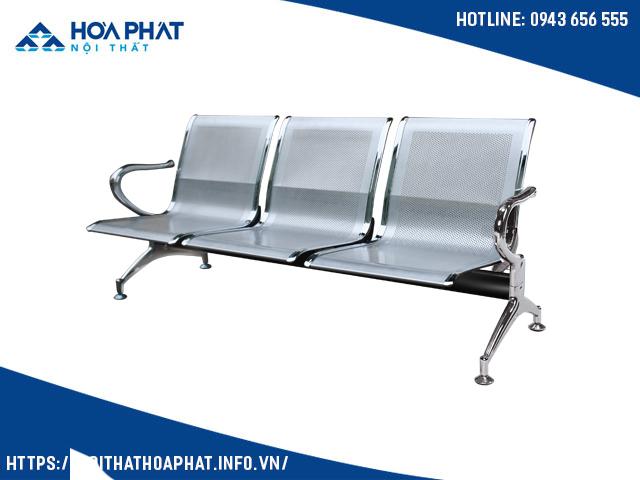 ghế băng chờ 3 chỗ Hà Nội GPC02-3