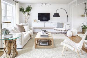 cách chọn nội thất phòng khách